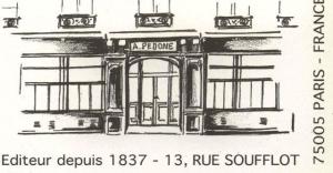 Librairie des Editions A.Pedone