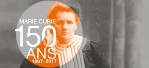 Marie Curie - 150 ans - Hommage