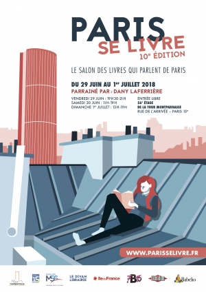 Paris se livre : Le Salon des livres qui parlent de Paris